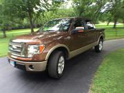 ford f-150 Ford F-150 King Ranch Crew Cab Pickup 4-Door